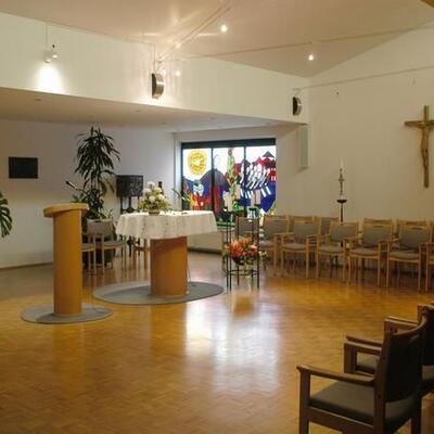 Kapelle im Vinzenz-Haus