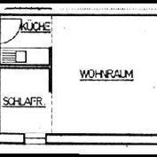 Einraumwohnung rund 37 m²