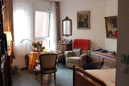 Vinzenz haus in neuss pflege und seniorenbetreuung for Raumgestaltung altenheim